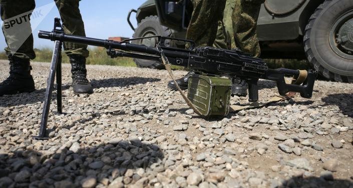 Modernizovaný kulomet Kalašnikova