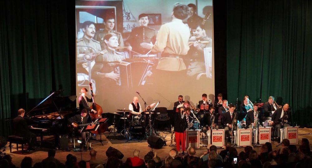 Galakoncert Spojenci velkého vítězství v Praze, 2019