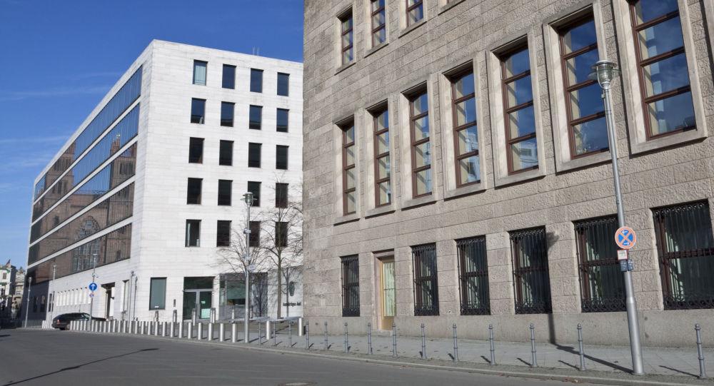 Budova MZV SRN