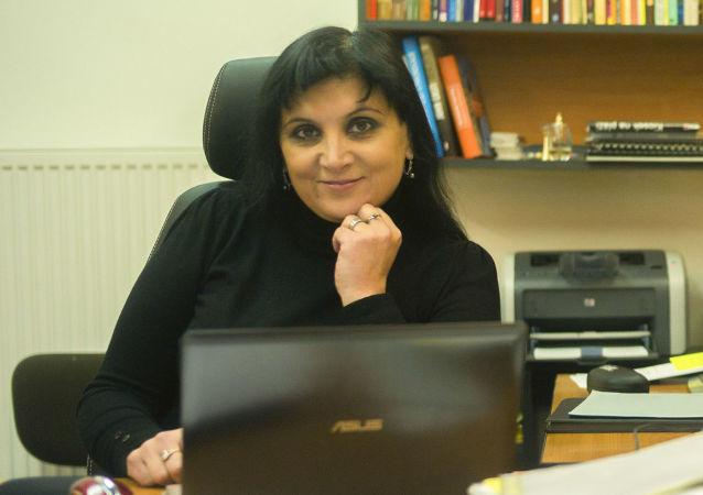 Právnička a aktivistka Klára Samková