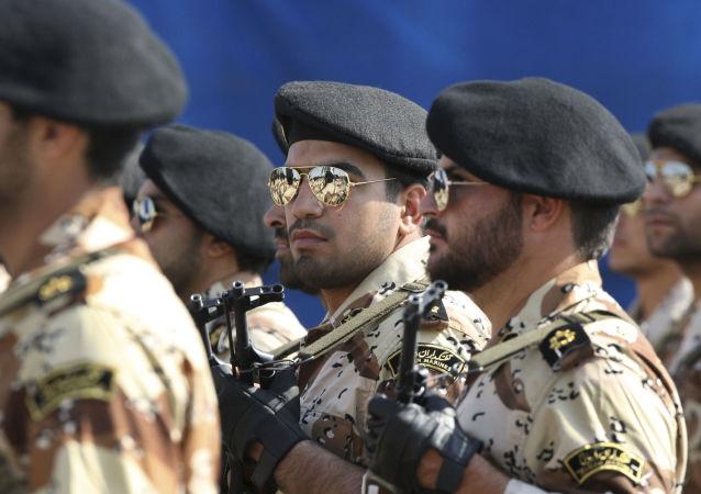 Armáda strážců islámské revoluce