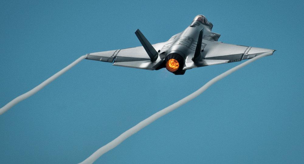F-35 amerického letectva