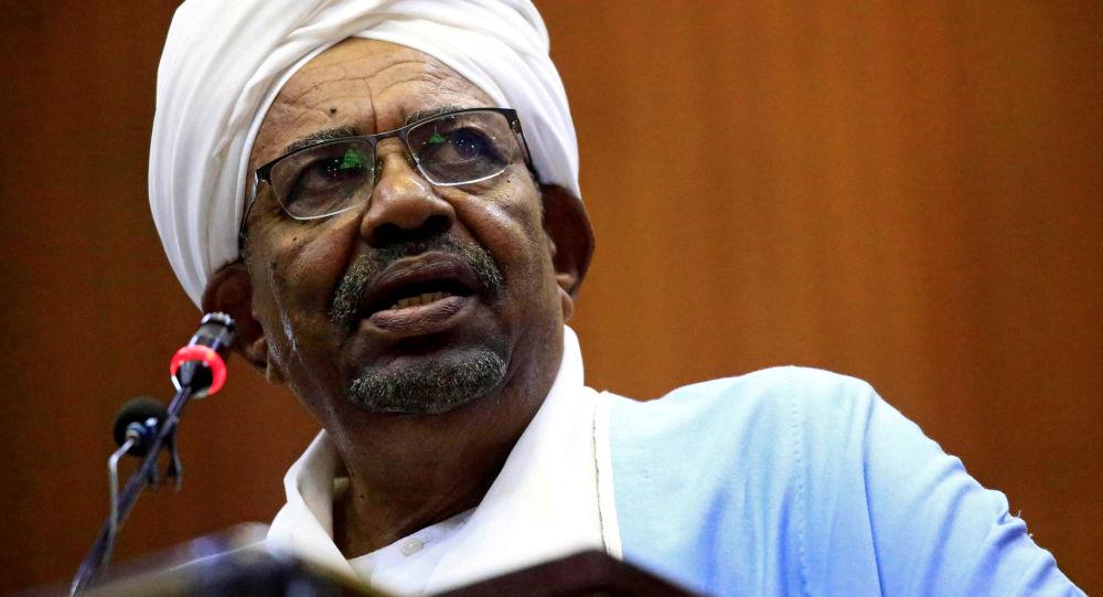 Súdánský prezident Umar al-Bašír