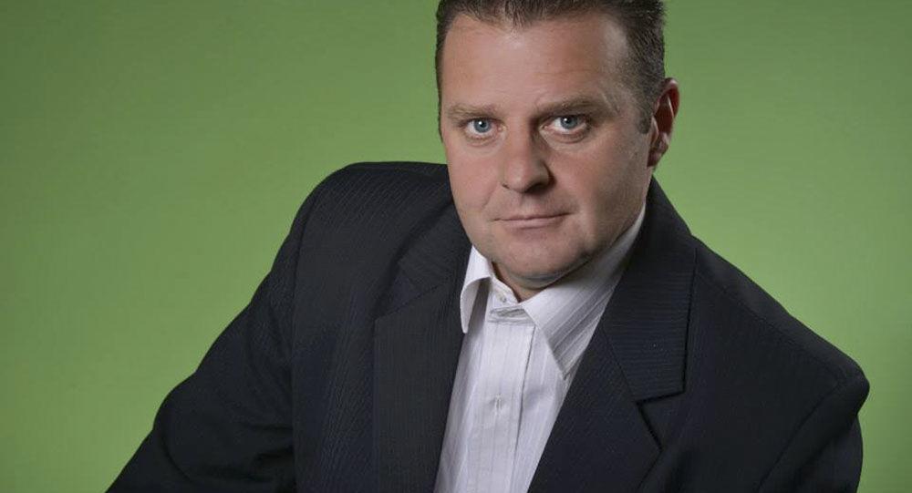 Poslanec parlamentu ČR za KSČM Zdeněk Ondráček