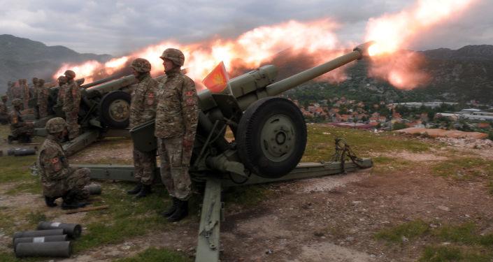 Černohorští vojáci