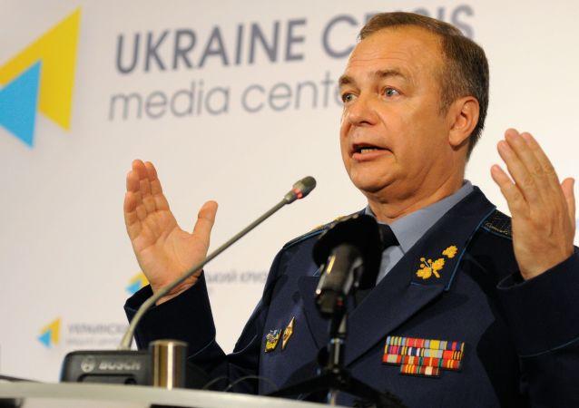 bývalý náměstek náčelníka generálního štábu ukrajinských ozbrojených sil Igor Romaněnko