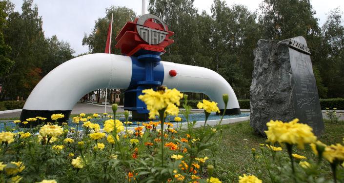 Ropovod Družba v Bělorusku