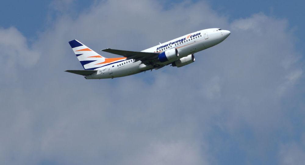 Boeing 737 – 700 společnosti Smartwings