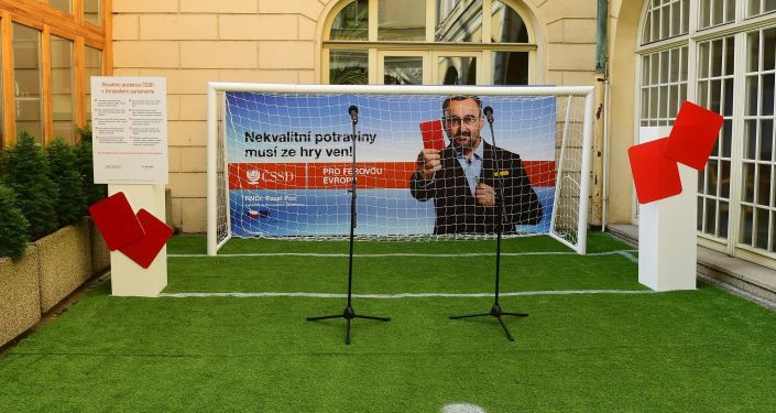 """ČSSD """"pro férovou evropu"""""""