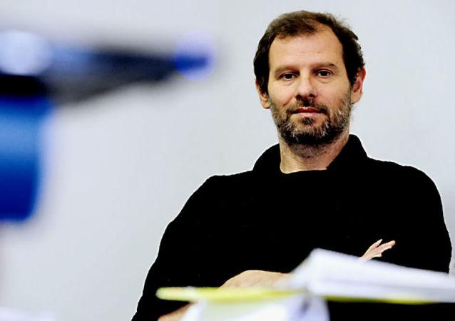 Český novinář Martin M. Šimečka