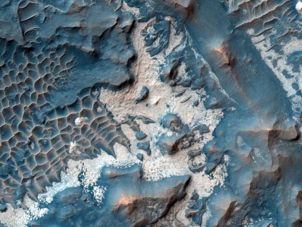 Nejlepší snímky Marsu