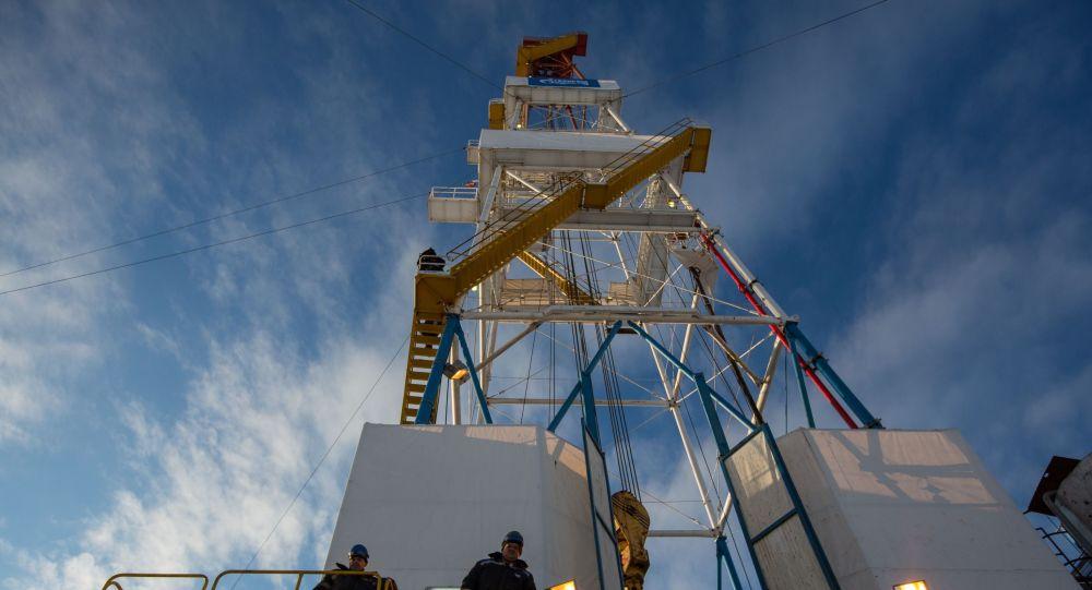Zařízení na těžbu plynu