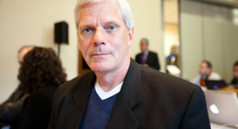 Nový ředitel Wikileaks Kristinn Hrafnsson