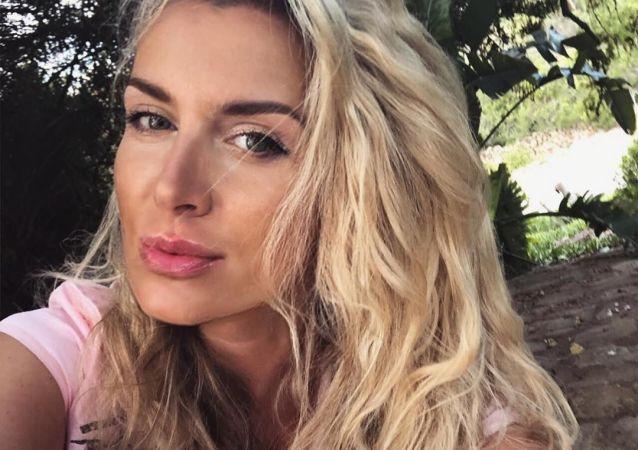 Miss ČR pro rok 1996 Petra Minářová