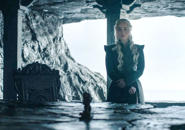 Daenerys Targaryen ze Hry o trůny