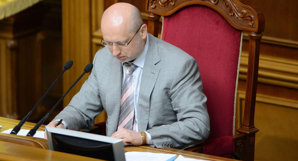 Oleksandr Turčinov