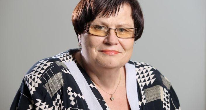 Ministryně spravedlnosti ČR Marie Benešová