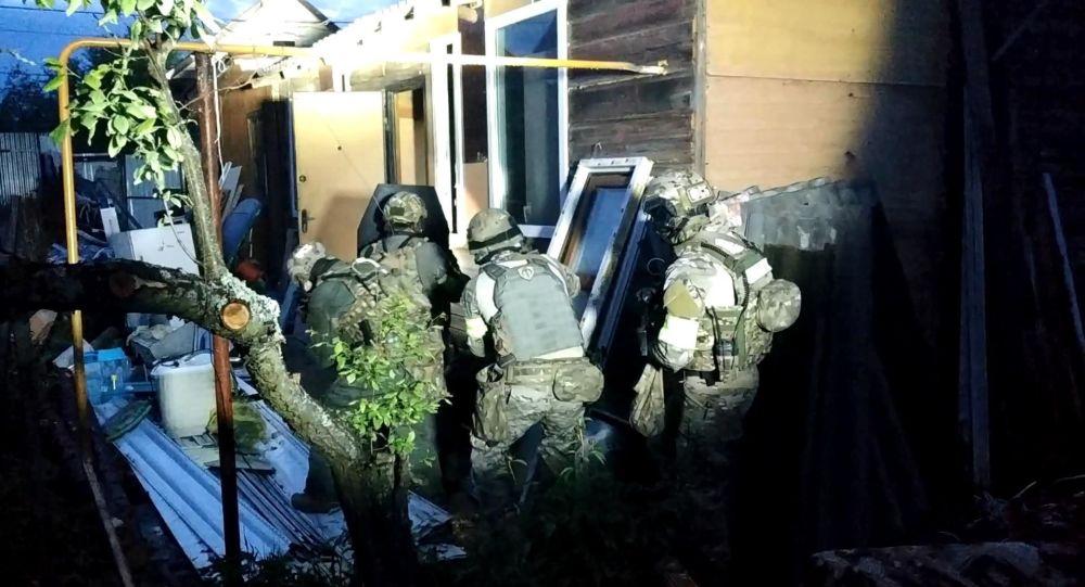 V Rusku byli při útoku na soukromý dům zlikvidováni teroristé