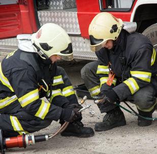 Slovenští hasiči