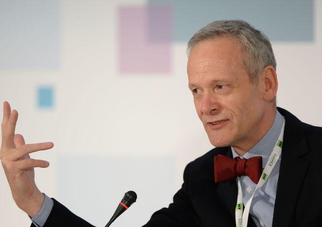 Bývalý ministr zahraničí, v současné době vysokoškolský učitel a poradce Cyril Svoboda