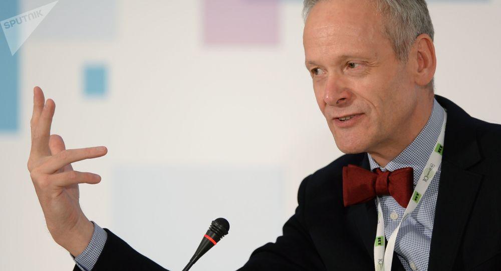 Bývalý ministr zahraničních věci České republiky Cyril Svoboda