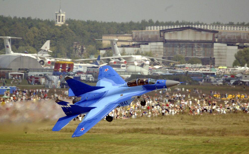 Ruská vojenská letadla