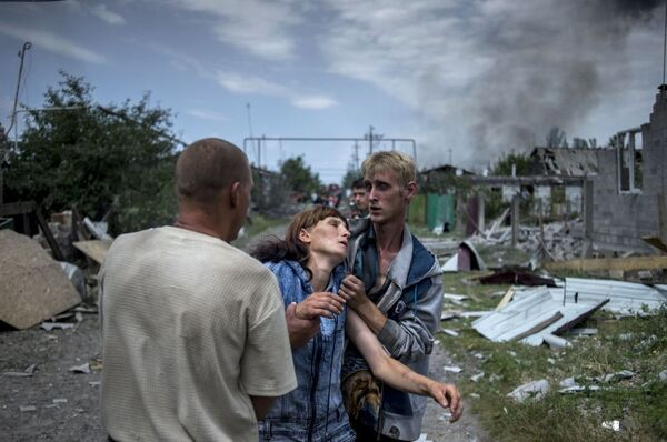 Černé dny Ukrajiny - Sputnik Česká republika
