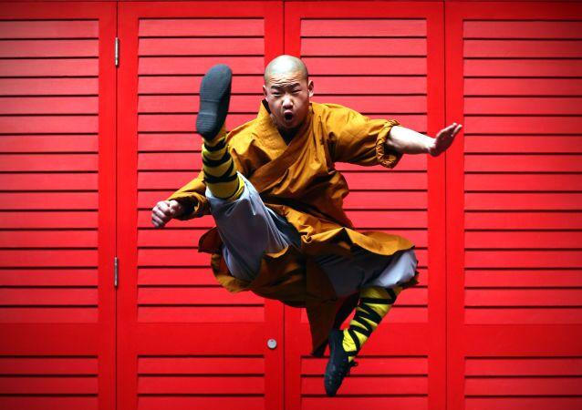 Šaolinský mnich