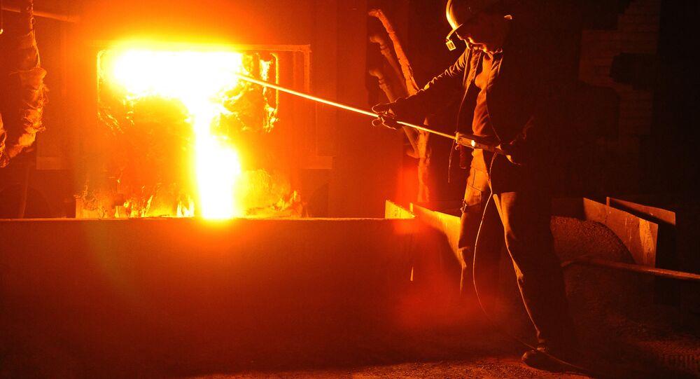 Ocelářská výroba