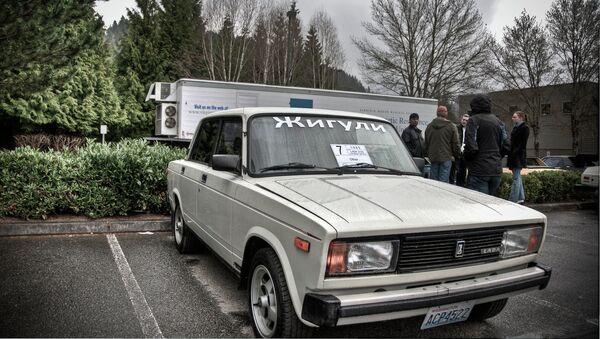 Lada - Sputnik Česká republika