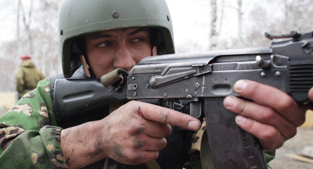 Bojovník jednotky zvláštního nasazení