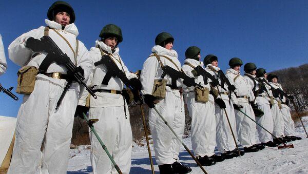 Ruská armáda. Ilustrační foto - Sputnik Česká republika