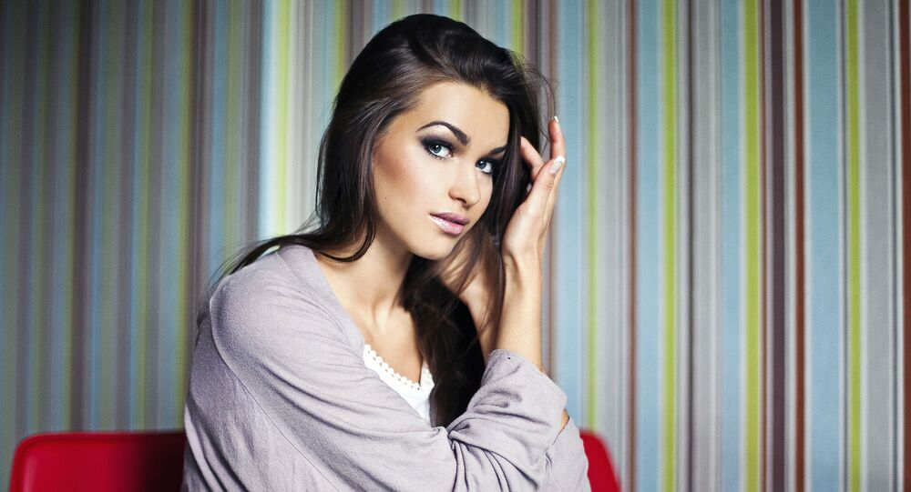 Ukrajinská modelka Anna Durická