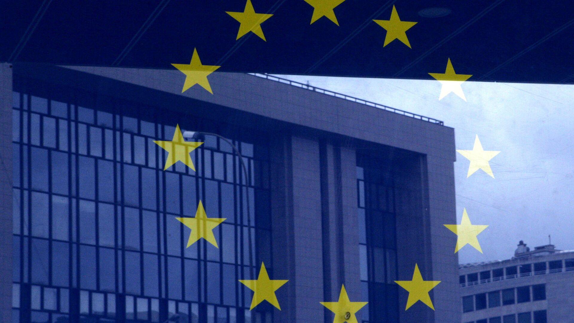 Budova Evropské rady v Bruselu - Sputnik Česká republika, 1920, 19.04.2021
