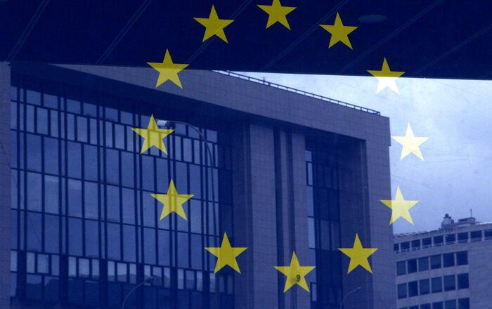 Budova Evropské rady v Bruselu