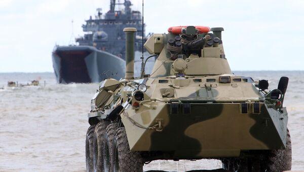 BTR-82A - Sputnik Česká republika