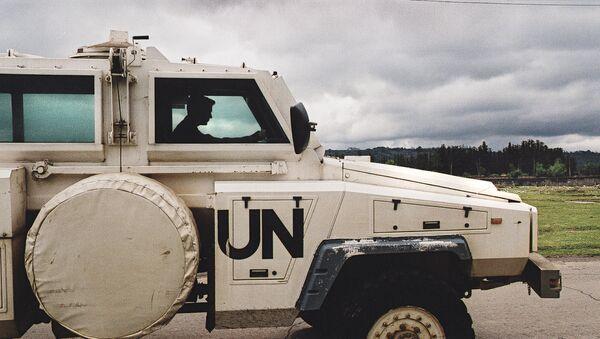Mírové sily OSN - Sputnik Česká republika