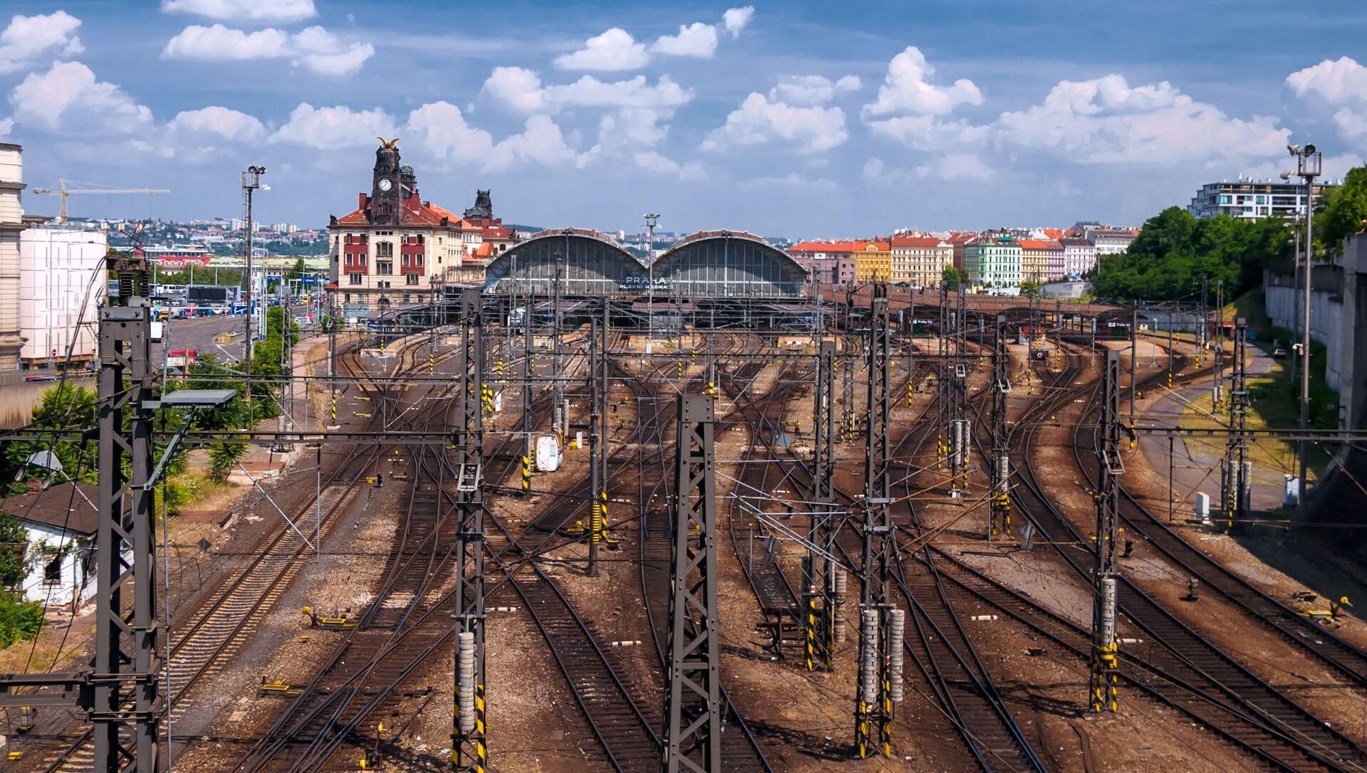 Hlavní nádraží, Praha - Sputnik Česká republika, 1920, 01.03.2021