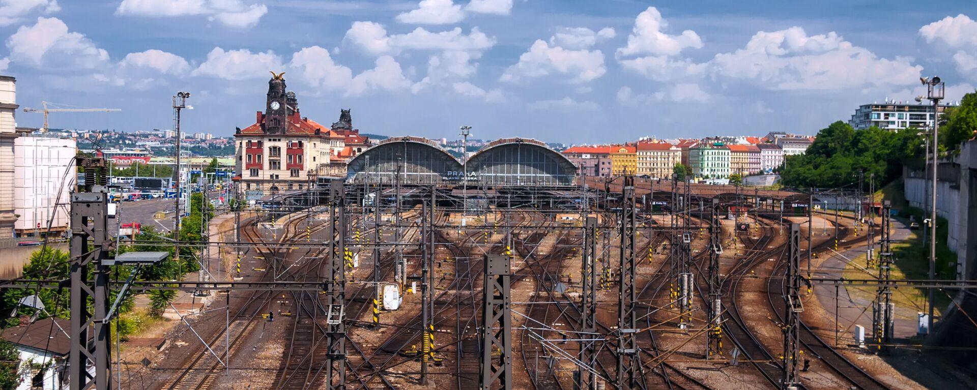 Hlavní nádraží, Praha - Sputnik Česká republika, 1920, 08.08.2021