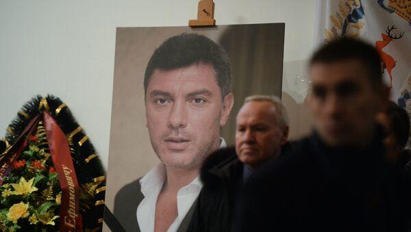 Loučení s Borisem Němcovem - Sputnik Česká republika