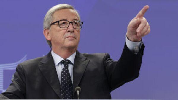Jean-Claude Juncker - Sputnik Česká republika