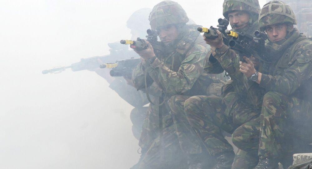 Britská Královská námořní pěchota