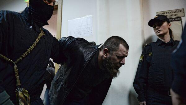 Podezřelý v případu Němcova - Sputnik Česká republika
