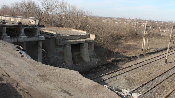 Situace v Debalcevu (ilustrační snímek) - Sputnik Česká republika