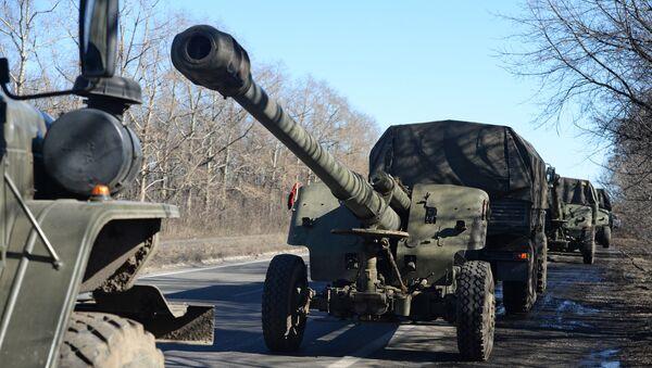 Těžka vojenská technika - Sputnik Česká republika