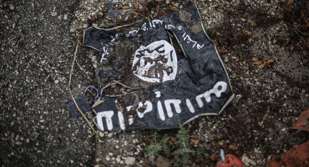 Vlajka ISIL