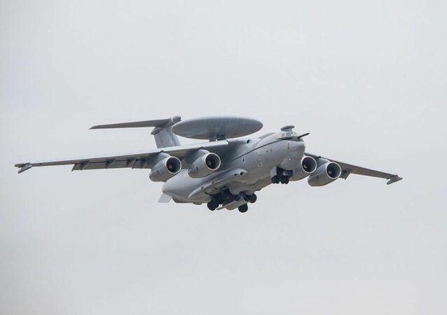 Ruské letadlo A-100 Premiér