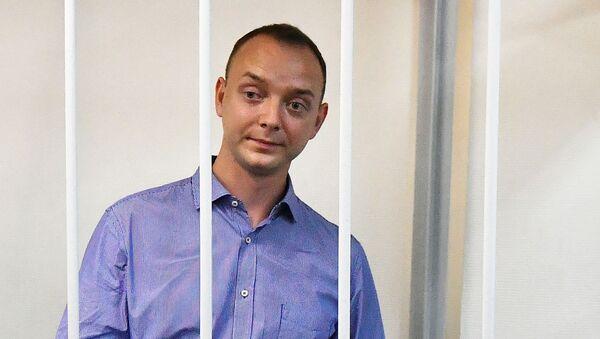 Ivan Safronov - Sputnik Česká republika