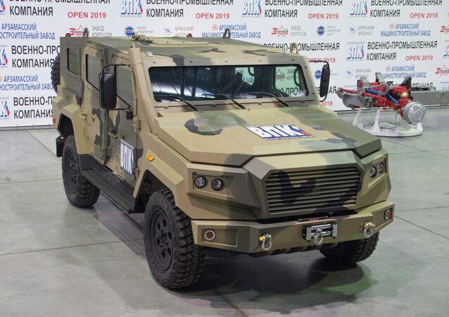Obrněné vozidlo Strela