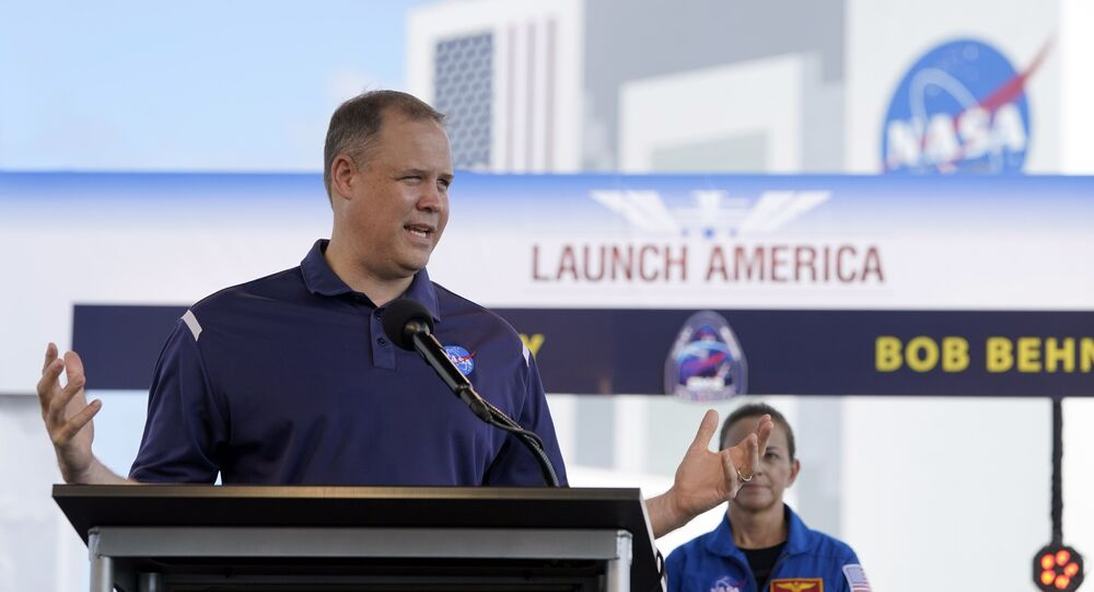 Ředitel NASA Jim Bridenstine